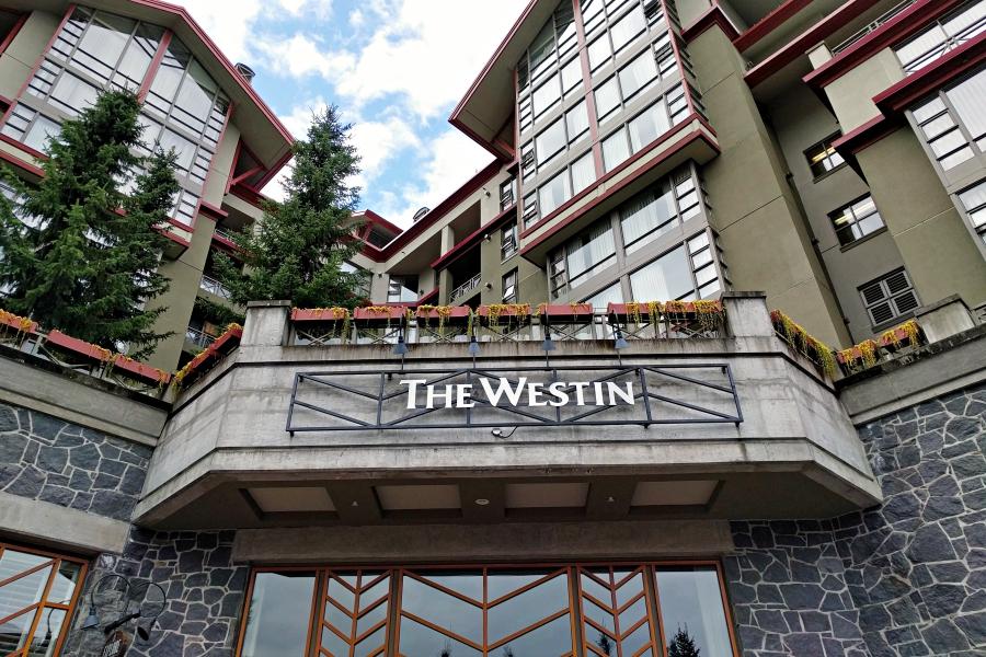 The Westin Whistler 09