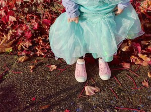 How a Preschooler Picks a Halloween Costume