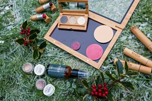 Beautiful + Clean Cosmetics with Elate {review + giveaway}
