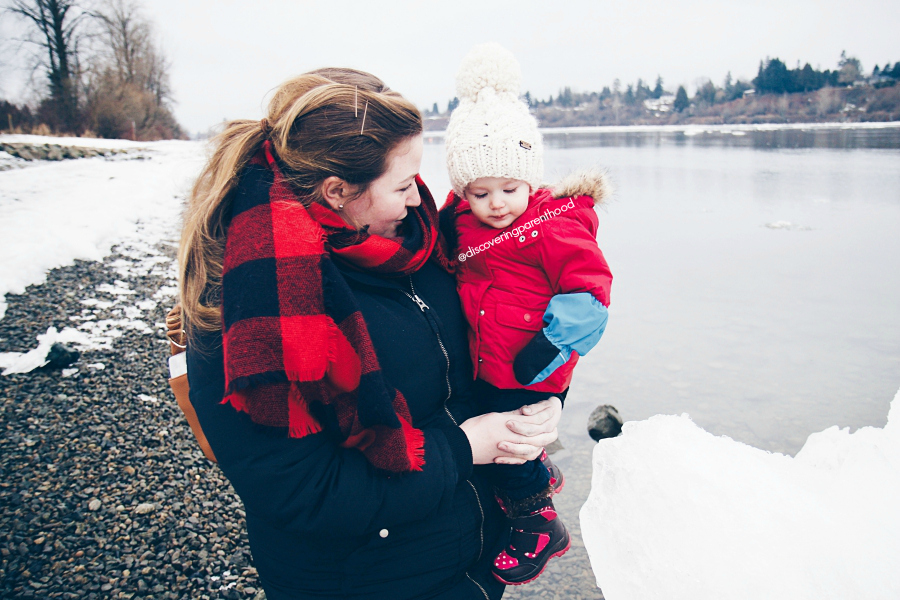 Postpartum depression: a mother with her daughter