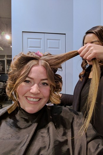 On The Fringe Hair Design in Vancouver