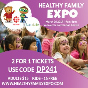 Healthy Solutions for the Whole Family: 4th Annual Healthy Family Expo