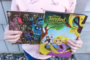 Tangled Before Ever After {review + giveaway}