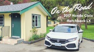 On the Road with the 2017 Honda Civic Hatchback LX