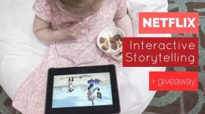 Netflix Interactive Storytelling