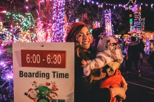 Family Traditions: Going to Bright Nights {Event}