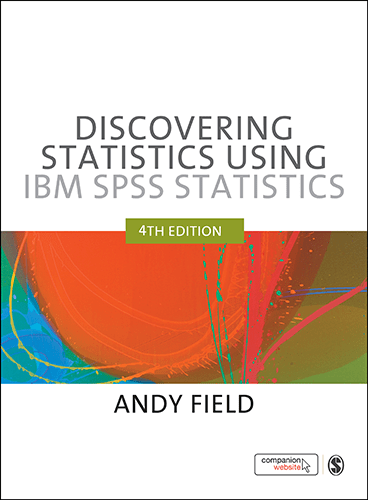 Cover of Discovering Statistics Using IBM SPSS Statistics