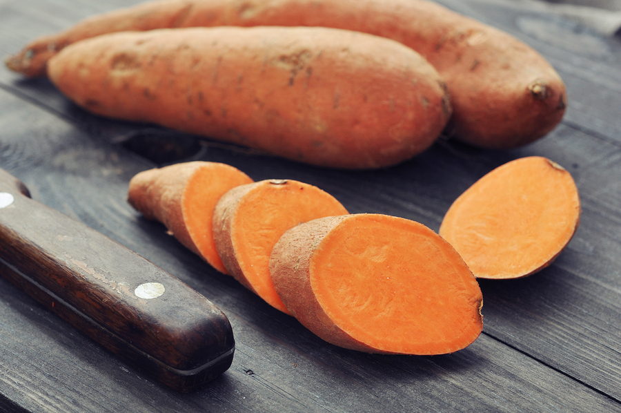 The Power of Sweet Potato