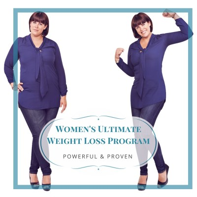 Women's Ultimate Weight Loss Program