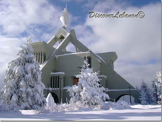 Discover Lebanon Ecards From Lebanon Church Ehden