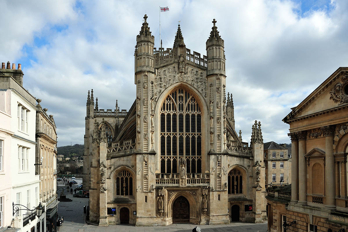 Discover London - VIP tours - Bath Abbey