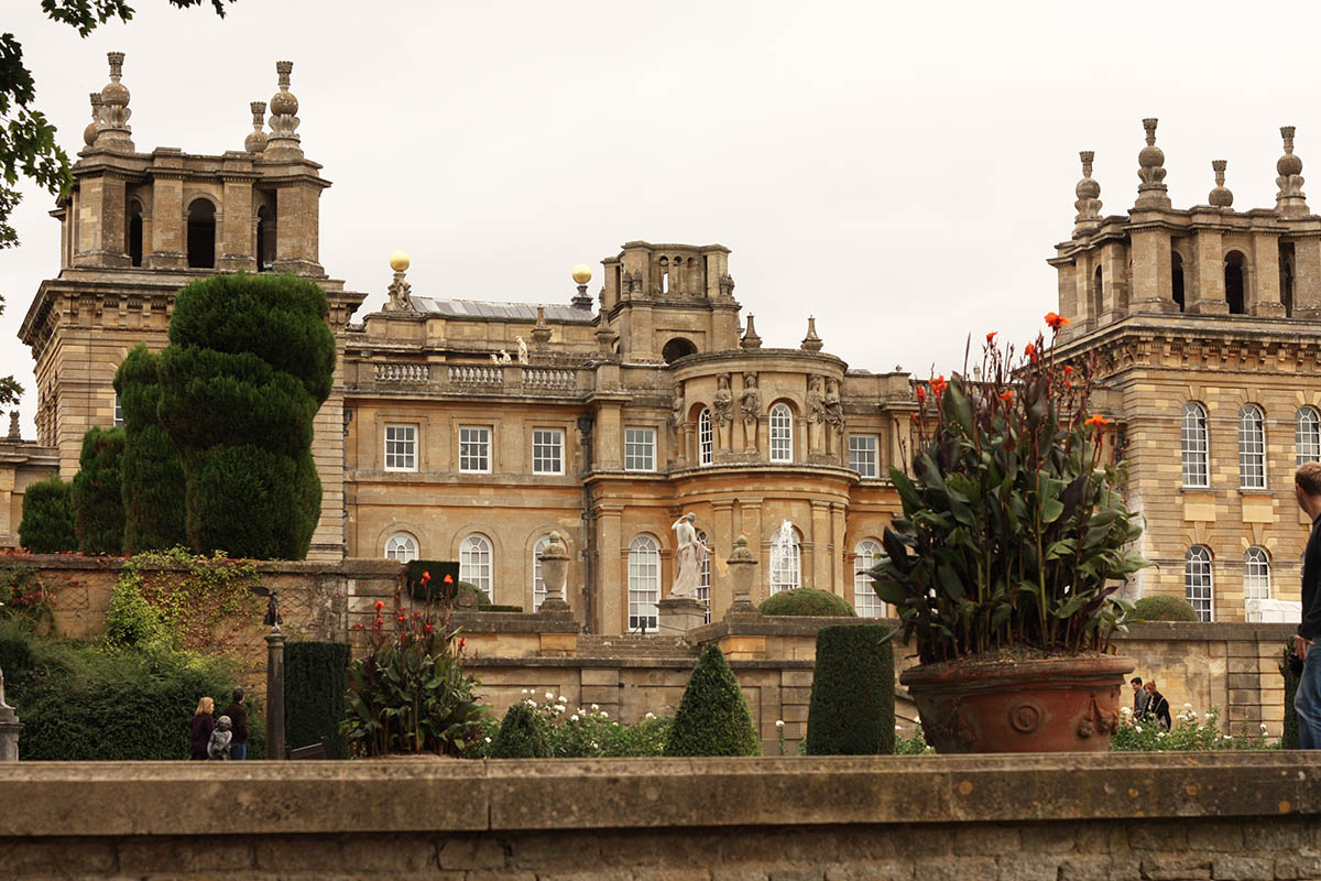 Discover London - Day Tours from London - Blenheim Palace