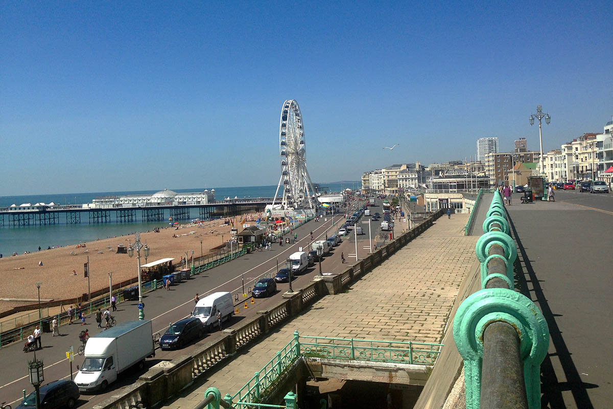 Discover London - Day Tours from London - Brighton