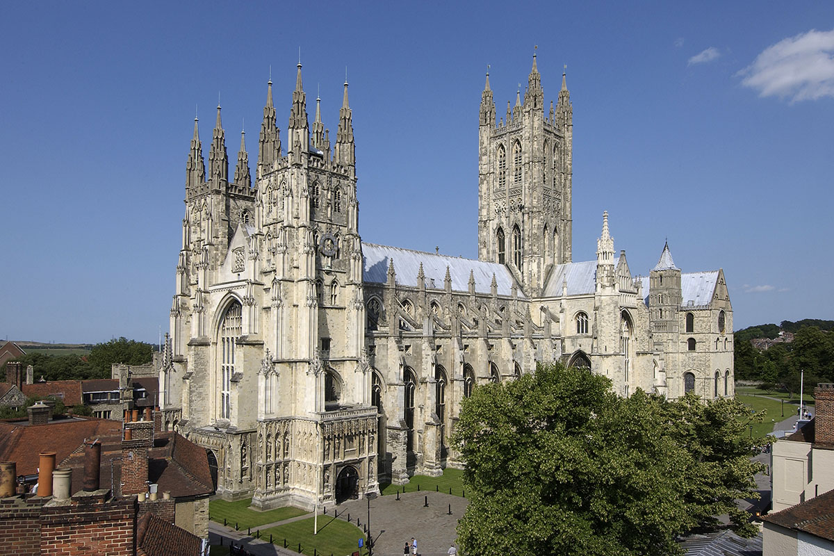 Discover London - VIP tours - Canterbury Cathedral