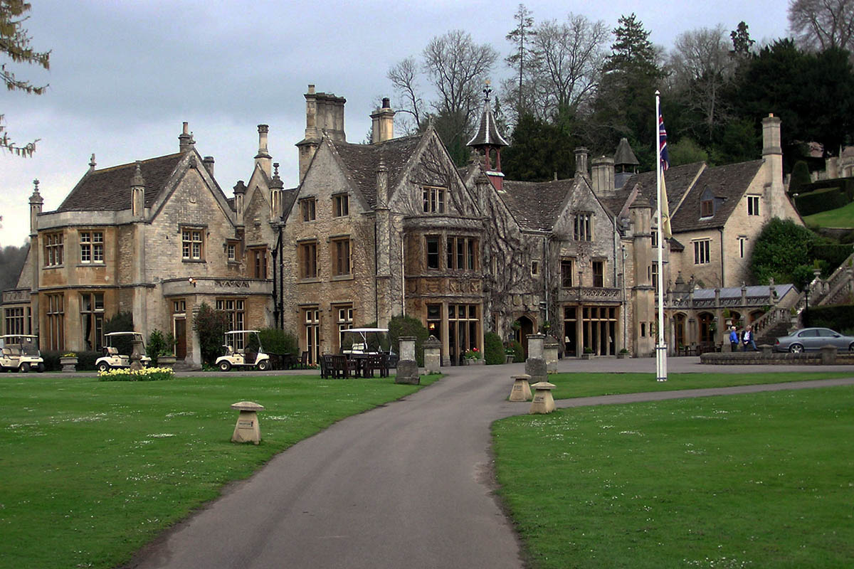 Discover London - VIP tours - Castle Combe
