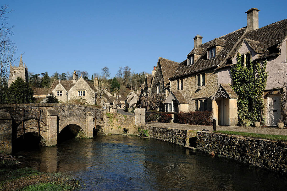 Discover London - Family tours - Cotswold Region