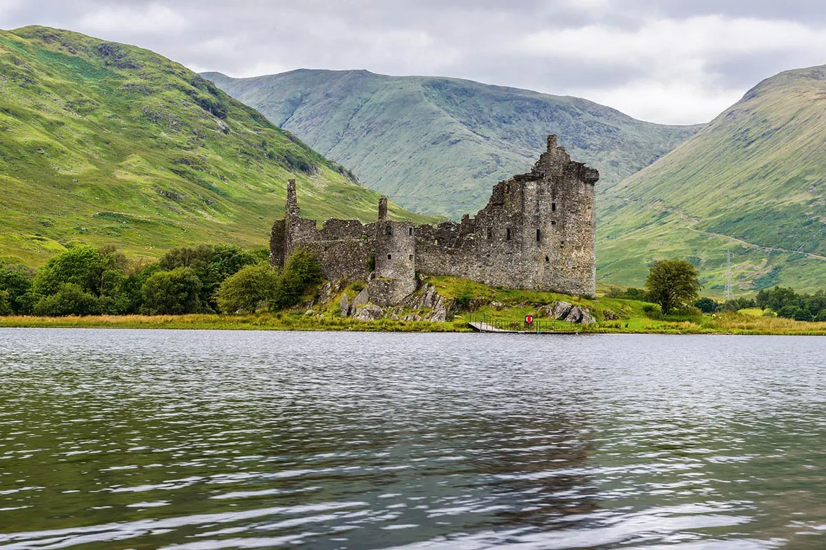 Discover London - VIP tours - Kilchurn Castle