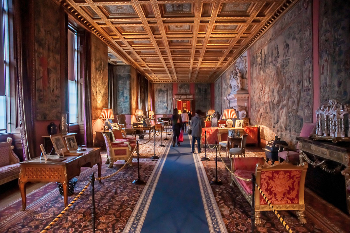 Discover London - Family tours - Longleat House