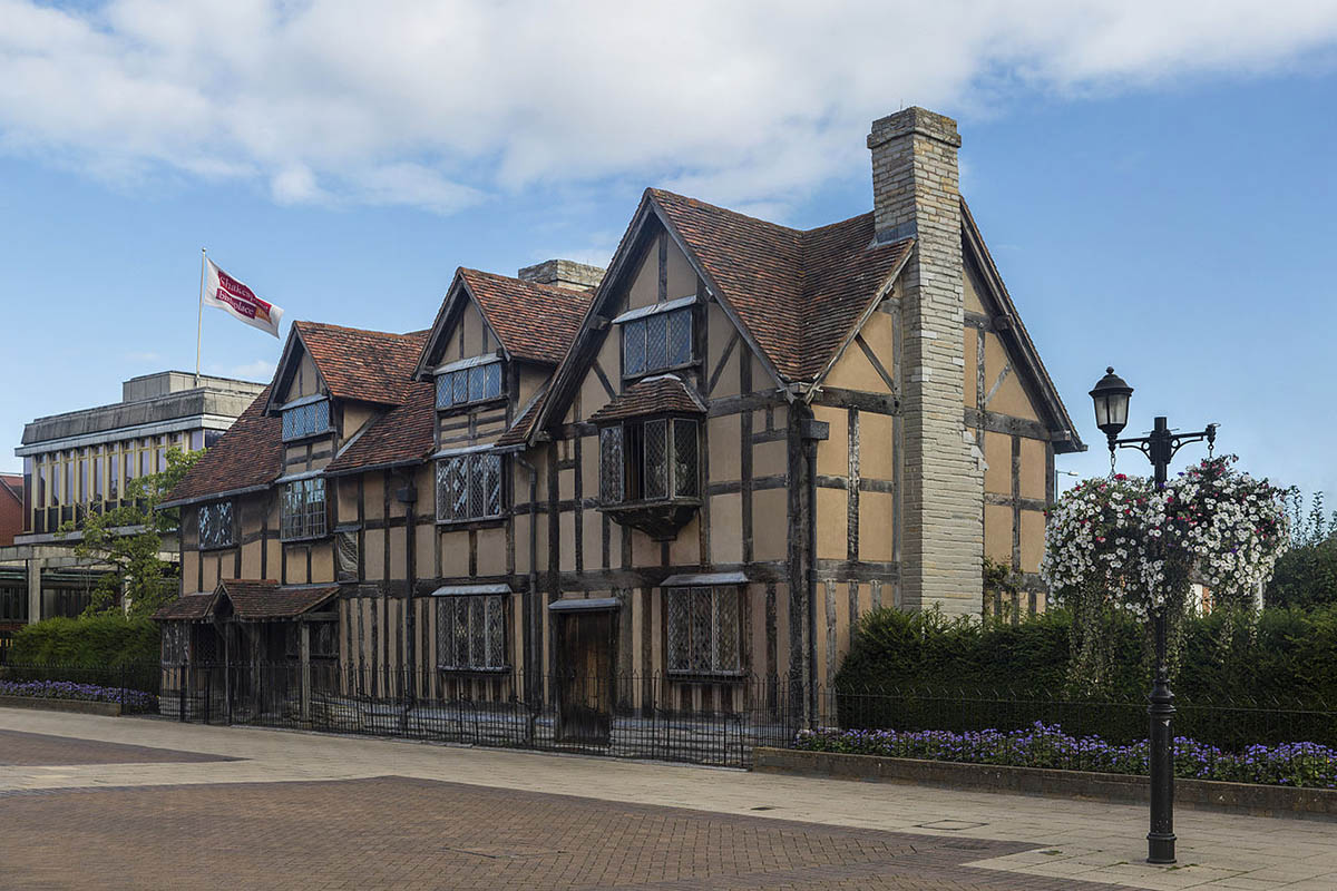 Discover London - Day Tours from London - Shakespeare's Birthplace