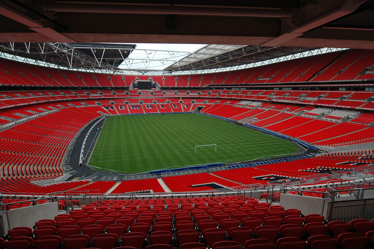 Discover London - Special Interest tours - Wembley Stadium
