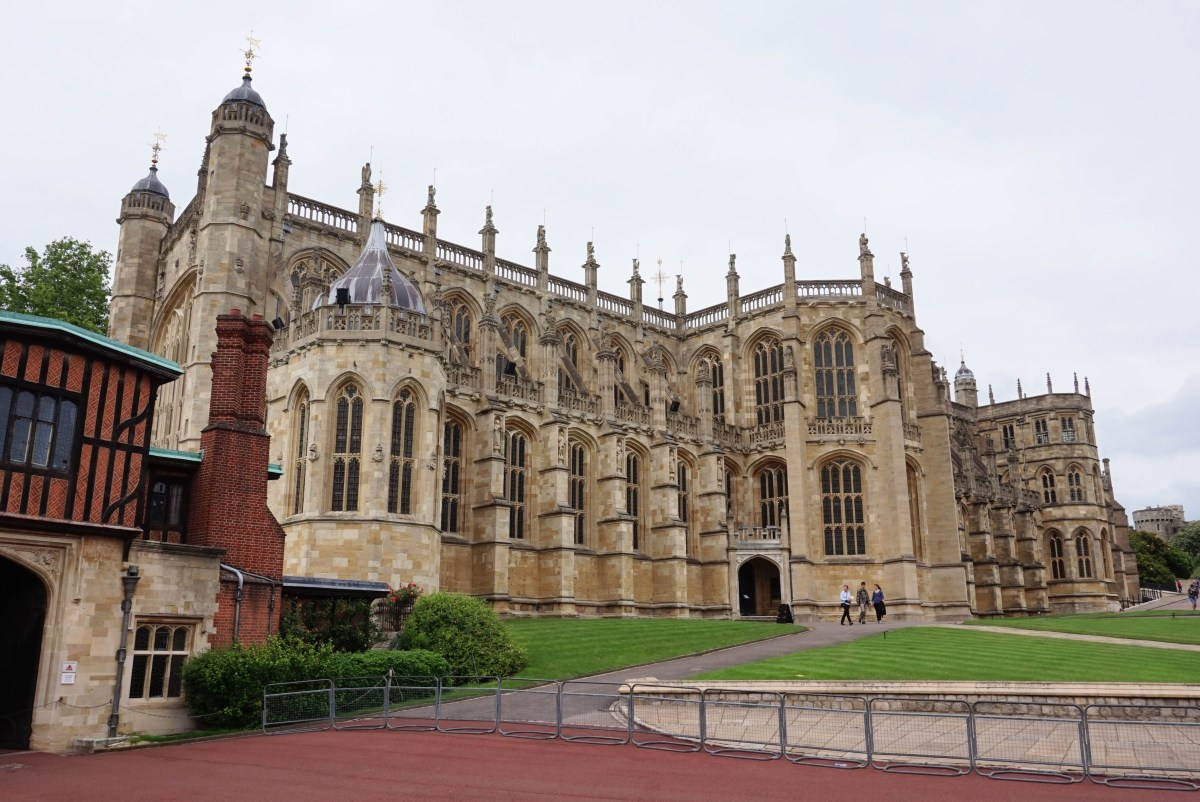 Discover London - Day Tours from London - Windsor Castle
