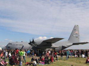 C130 Hercules at NATO Days 2012 Ostrava Czech Republic
