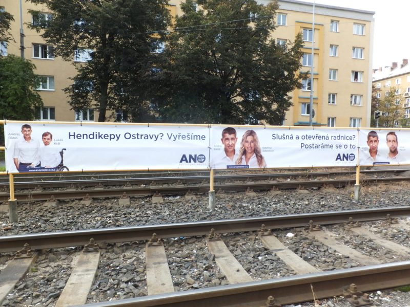 Czech elections 2014. The ANO Party