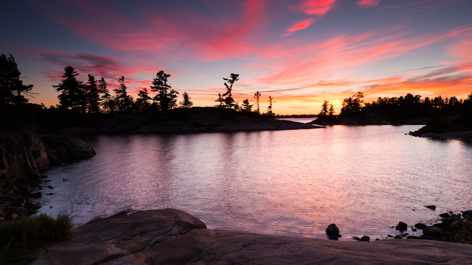 Nature Canadian Shield