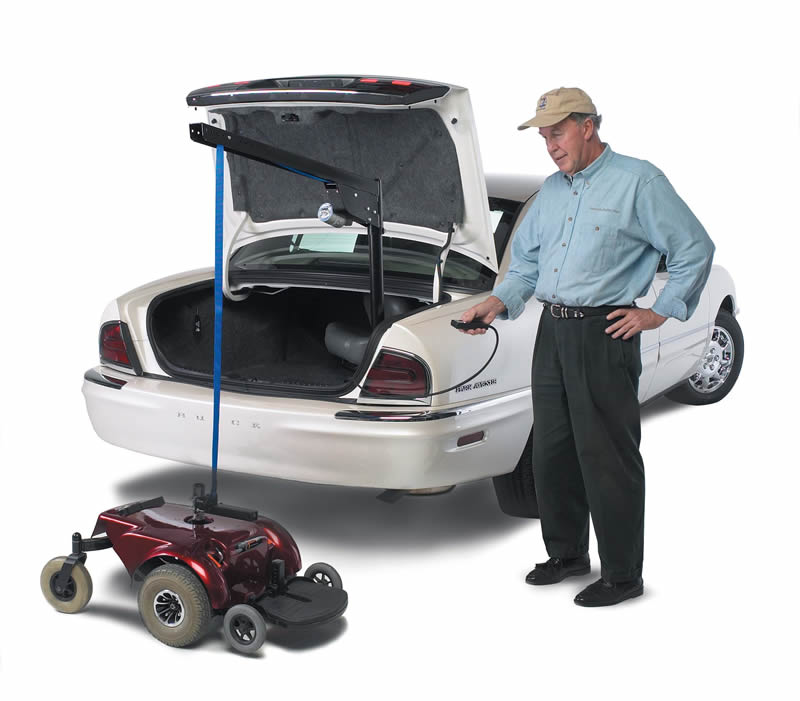 How Apply Mobility Car