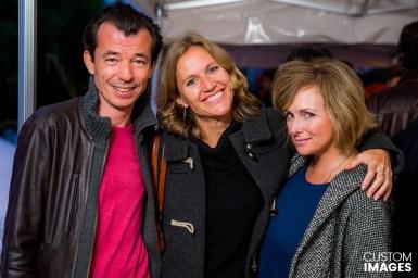 Nick Hord (Ron Orp), Nicola & Kristen Vermilyea
