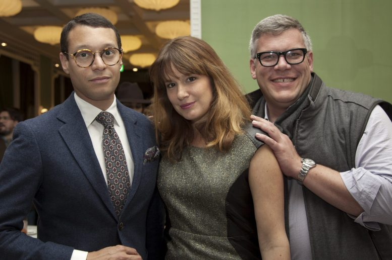 Emmanuel Coissy, Eileen Hofer & Yvan Prokesh