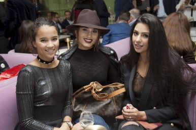 Whitney Toyloy, Sindi Arifi & friend