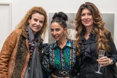 Catherine Gonin, Ariane Tavakol & Maryam Ebrahimi