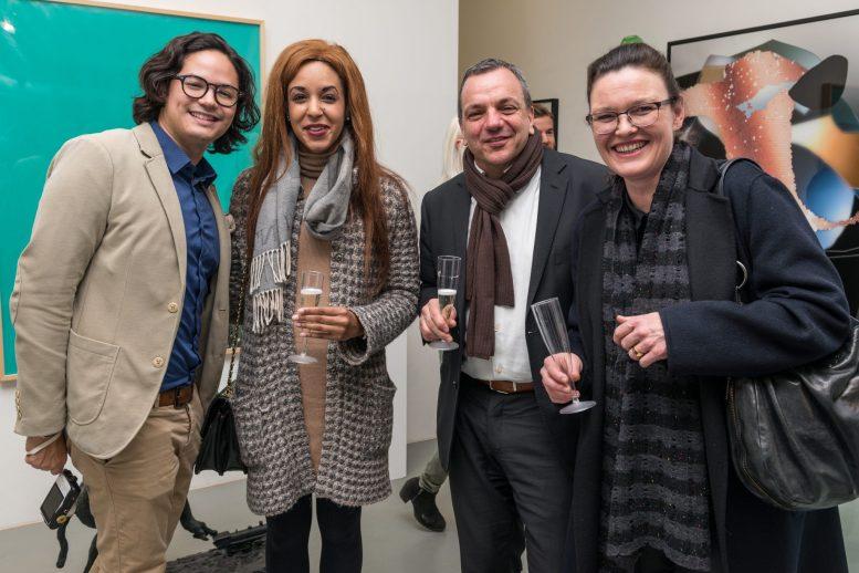 Juan Paulo Zenz, Chrystel Renn & Vera Marke