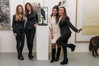 Nicole, Maryam, Bahareh & Sherry