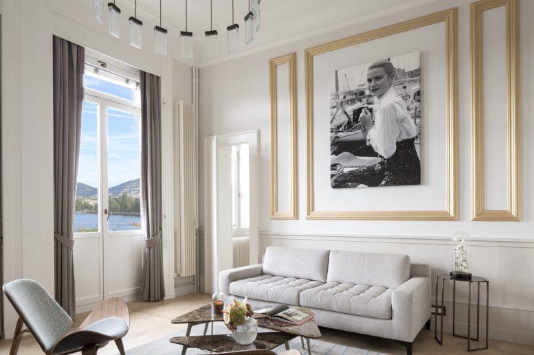 Hotel de la Paix, Geneva