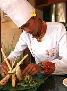 Villa Seriska Chef