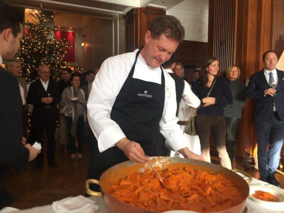 Michelin Starred Chef Enrico Cerea of Da Vittorio