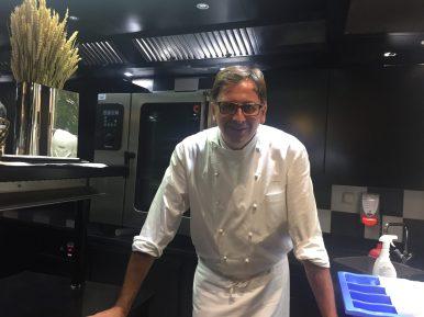Chef Jean-Denis Lebra