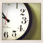 Clock border