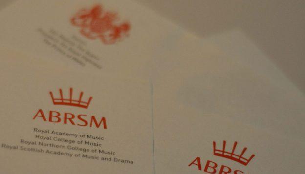ABRSM Exam Certificates