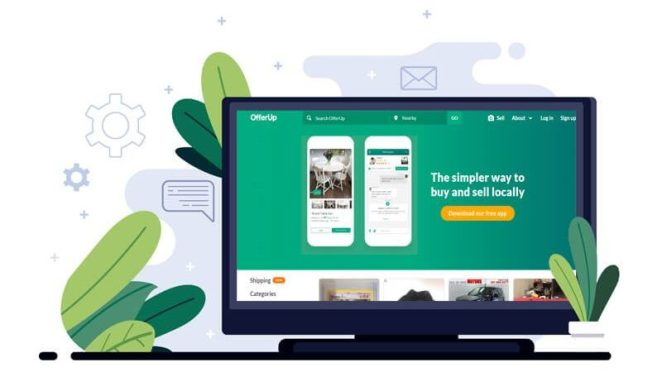 Offerup - Connect with local buyers and sellers