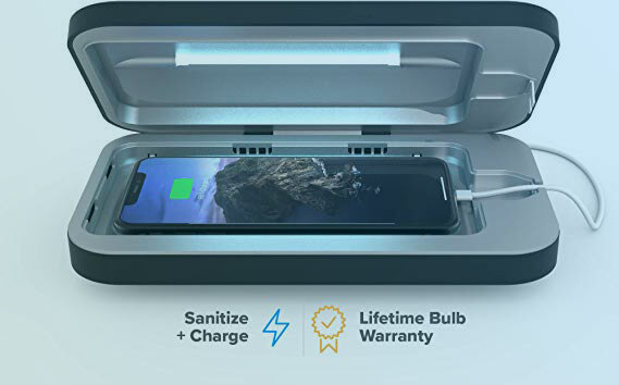 Smartphone Sanitizer and Universal Charger