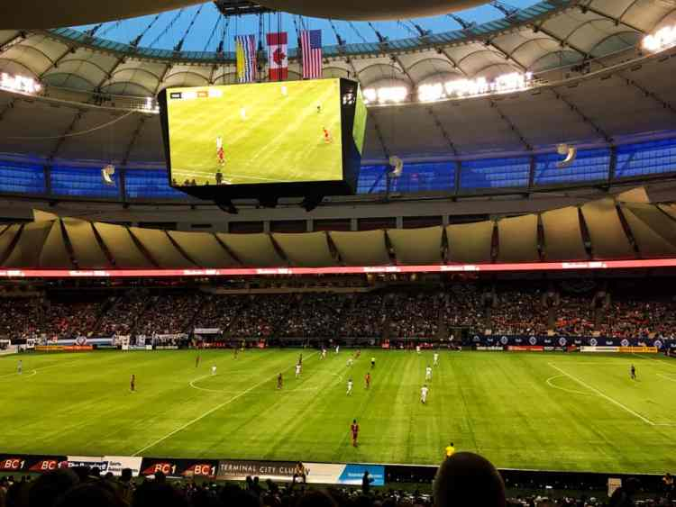 Vancouver Whitecaps Things to do in Vancouver BC