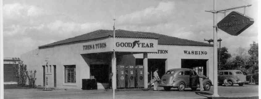 Goodyear Service Station