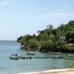 Las Cuevas on the north coast of Trinidad. Photographer: Aisha Provoteaux