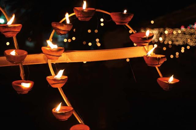 Divali in Felicity, Trinidad. Photo: Ariann Thompson