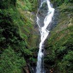 Northern range waterfall. Photographer: John Gioanetti