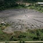 The mud volcano at Piparo in southern Trinidad. Photographer: Andrea de Silva