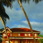 A beach house in Mayaro. Photographer: Marc Seyon